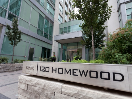 120 Homewood Avenue downtown condos