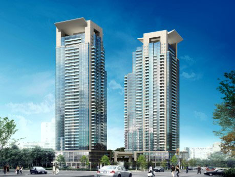 Gibson Square South Tower - 5162 Yonge Street