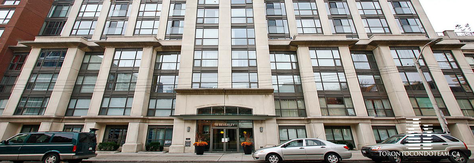 18 Beverley Street Condos For Sale