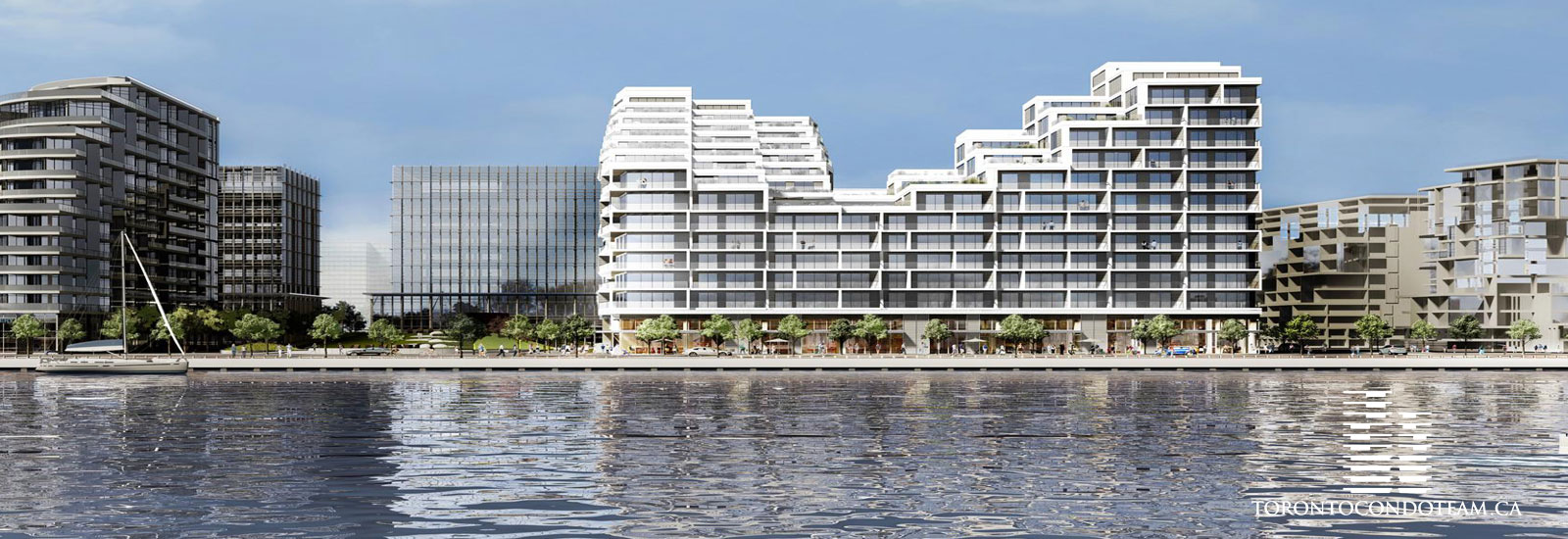 118 Merchants Wharf Condos For Sale