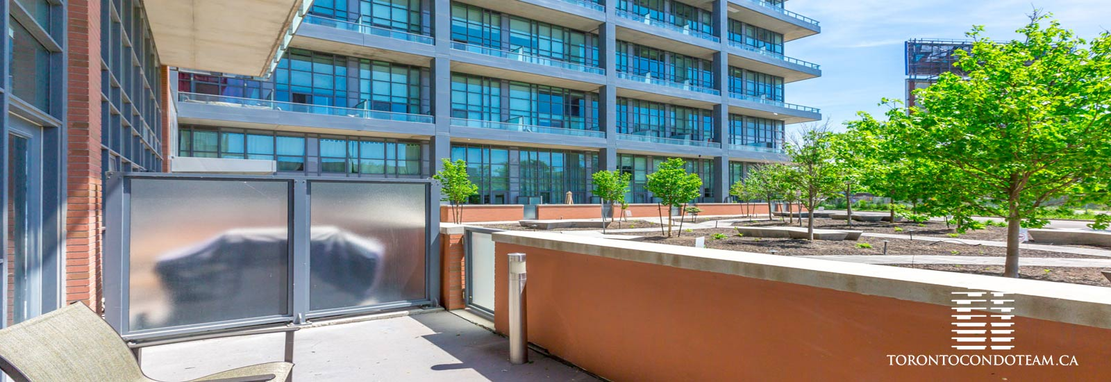 5 Hanna Avenue Condos For Sale
