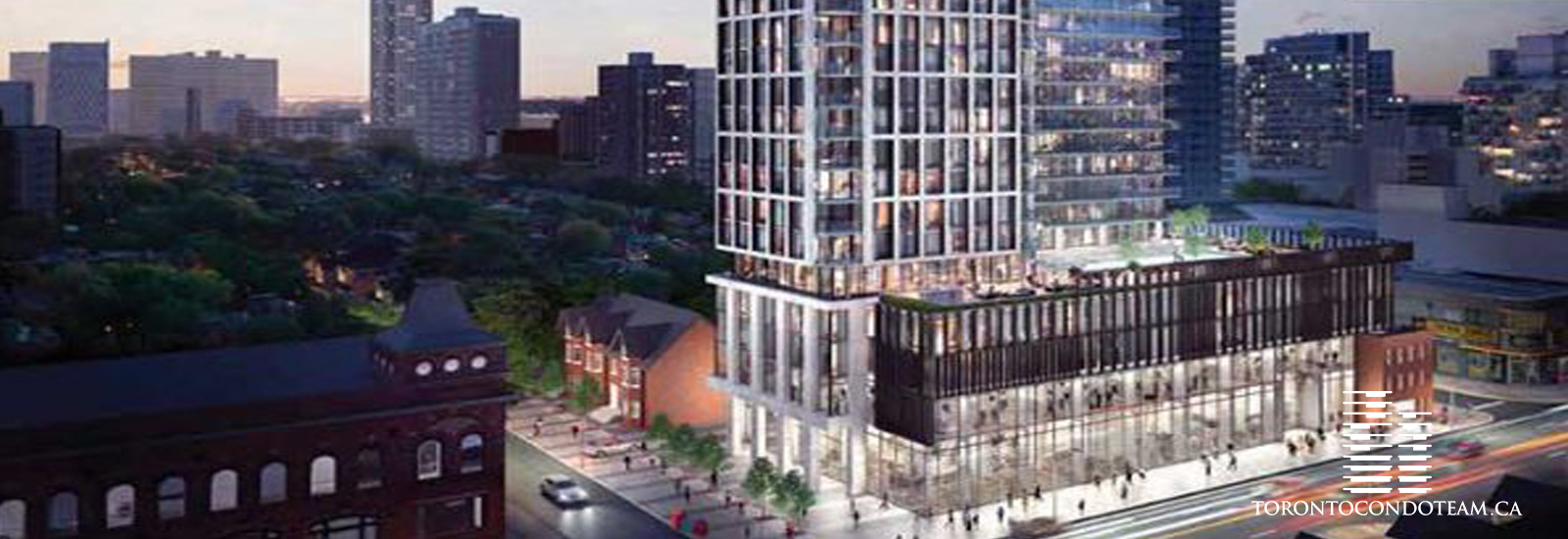 595 Yonge Street Condos For Sale