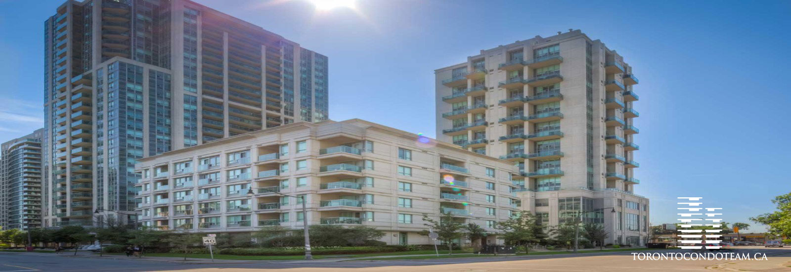 16-18 Harrison Garden Blvd Condos For Sale