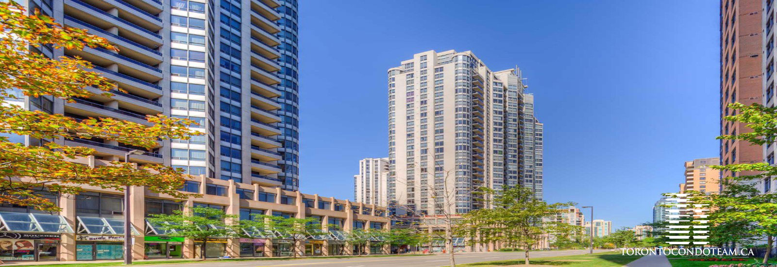 10 Northtown Way Condos For Sale