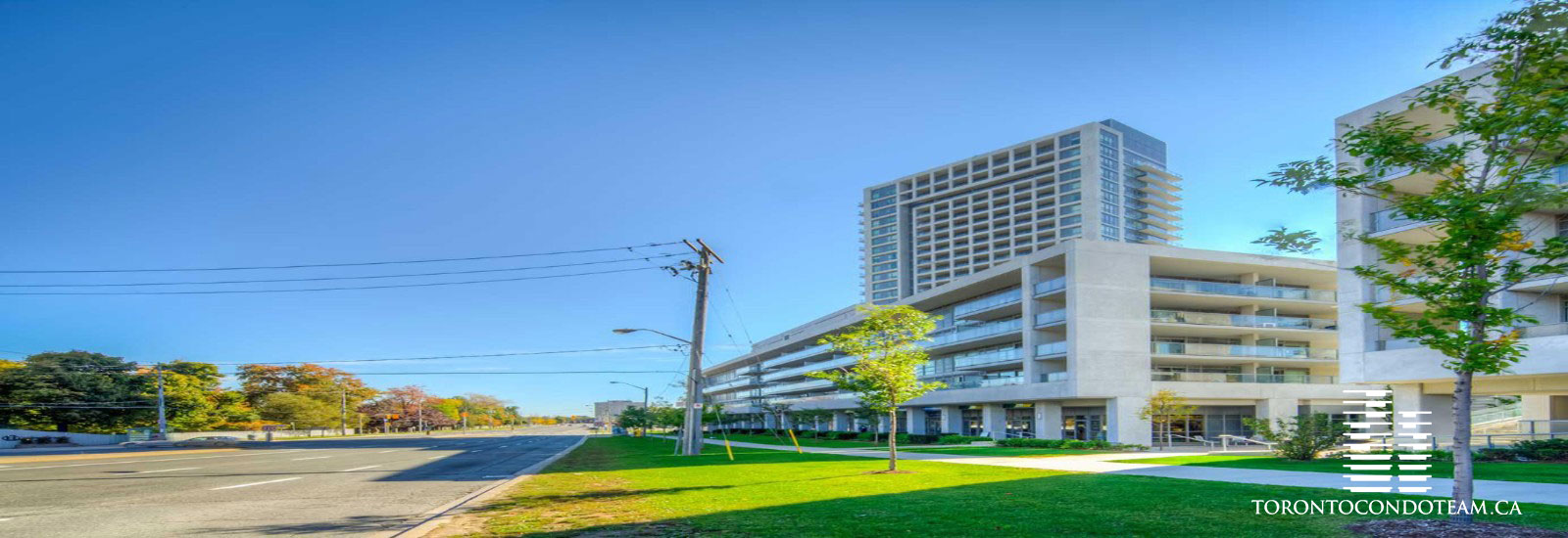 30 Heron's Hill Way & 2035 Sheppard Avenue East Condos For Sale
