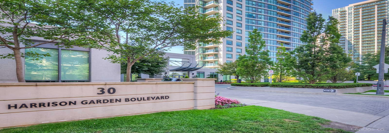 30 Harrison Garden Blvd Condos For Sale