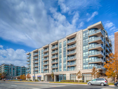 872 Sheppard Ave W Bathurst Manor Condos
