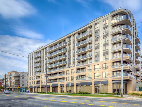 760 Sheppard Ave W Bathurst Manor Condos
