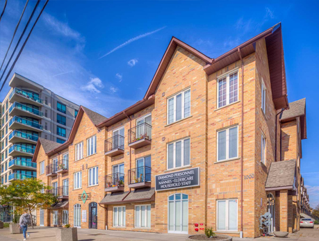 988-1000 Sheppard Ave W Bathurst Manor Condos