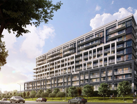 2995 Keele Street Downsview-Roding-CFB Condos