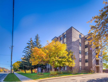 1445 Wilson Ave Downsview-Roding-CFB Condos