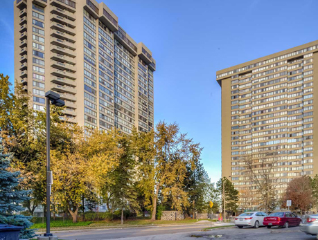 55 Skymark Drive Hillcrest Village North York Condos