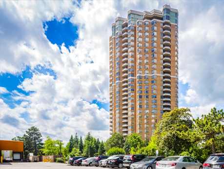 85 Skymark Dr Hillcrest Village North York Condos