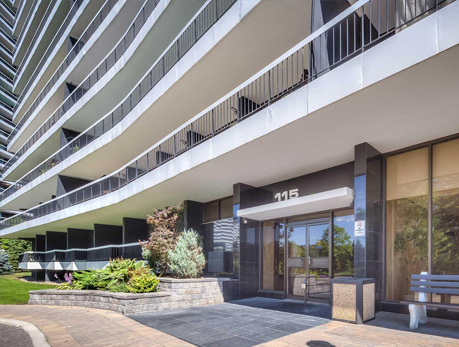 115-135 Antibes Drive Westminster-Branson North York Condos