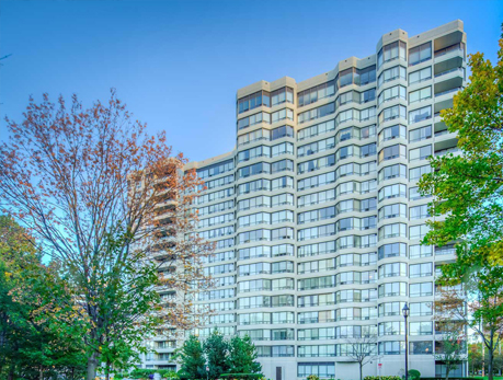 1101 Steeles Ave W Westminster-Branson North York Condos