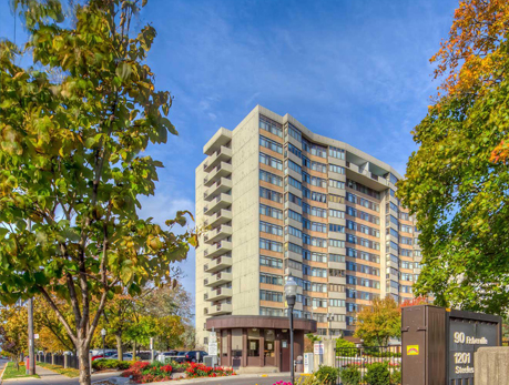 1201 Steeles Ave W Westminster-Branson North York Condos