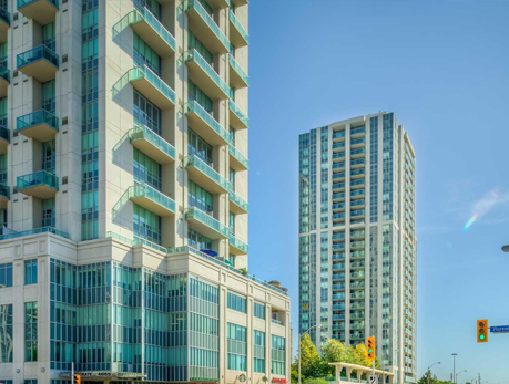 16-18 Harrison Garden Blvd Willowdale East North York Condos