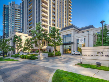 100 Harrison Garden Blvd Willowdale East North York Condos