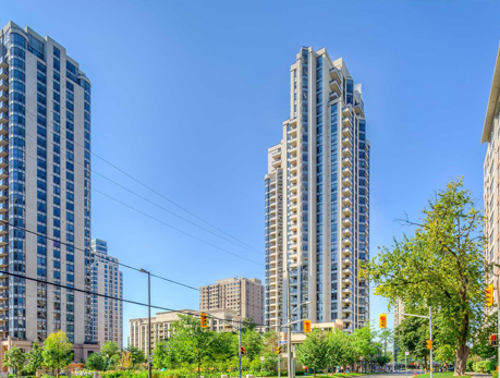 500 Doris Avenue Willowdale East North York Condos
