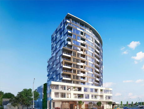 1050 Sheppard Ave W York University Heights North York Condos
