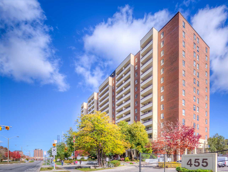 455 Sentinel Rd York University Heights North York Condos