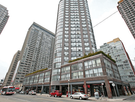 24 Wellesley St Bay Street Condos