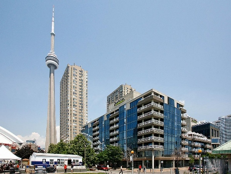 251 Queens Quay Waterfront Condos