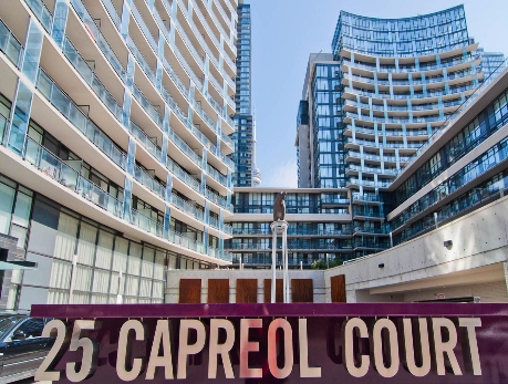 25 Capreol Court City Place Condos