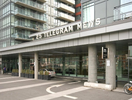 25 Telegram Mews City Place Condos