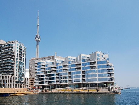 401 Queens Quay Waterfront Condos