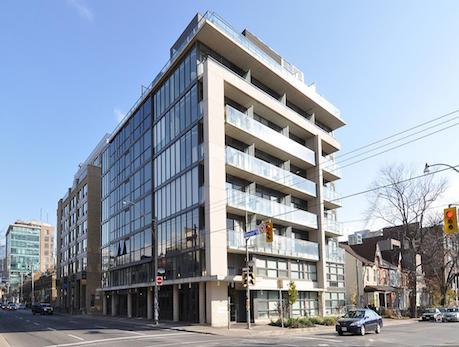 533 Richmond Street West Condos