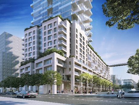 5 Lower Sherbourne St Waterfront Condos