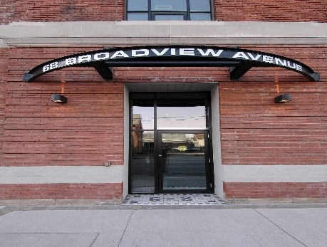 68 Broadview Avenue Condos