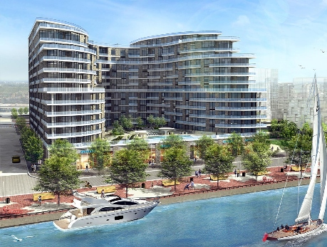 261 Queens Quay East Waterfront Condos