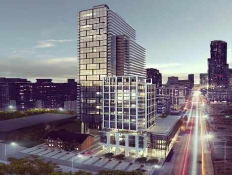 THE CLOVER ON YONGE - 595 YONGE STREET downtown condos