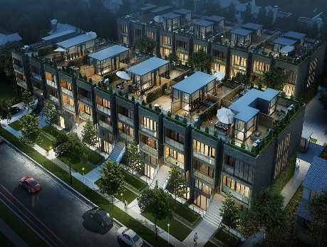 Sherwood Park Townhomes